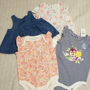 Baby Gap 3-6 month Bundle
